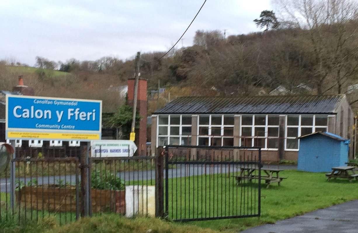 Calon Y Fferi Community Centre Carmarthen Road Ferryside Carmarthenshire. Sa17 5te. Repair Cafe Venue