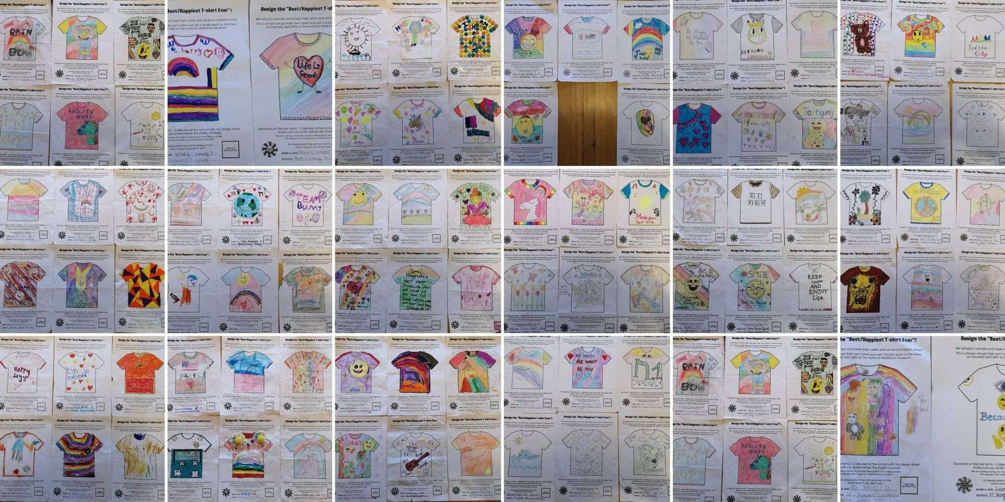 primary tee competition