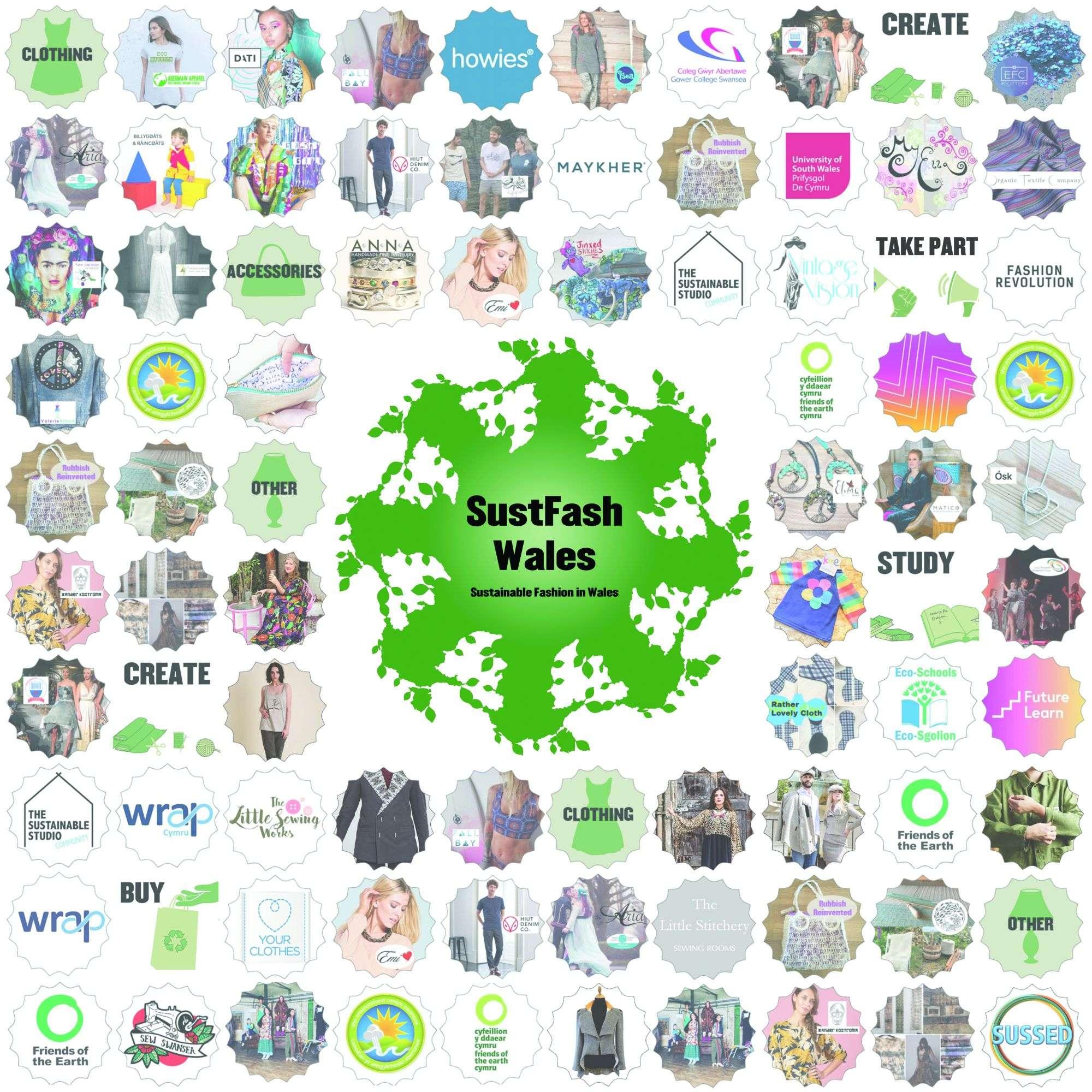 sustfashwales community 2020