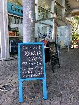 repair cafe board