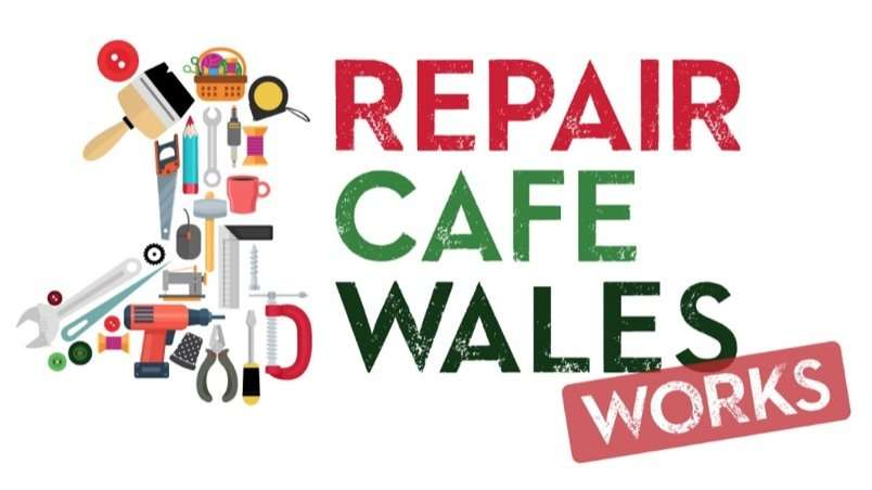 Repair Cafe Wales Works